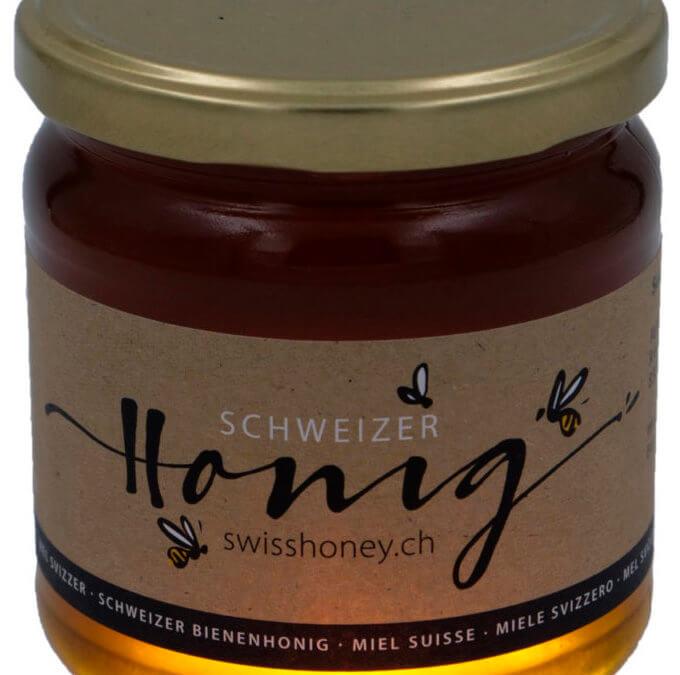 Regionaler Honig gegen Heuschnupfen